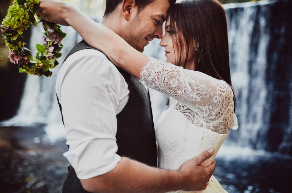 Klaudia & Martin - plener ślubny