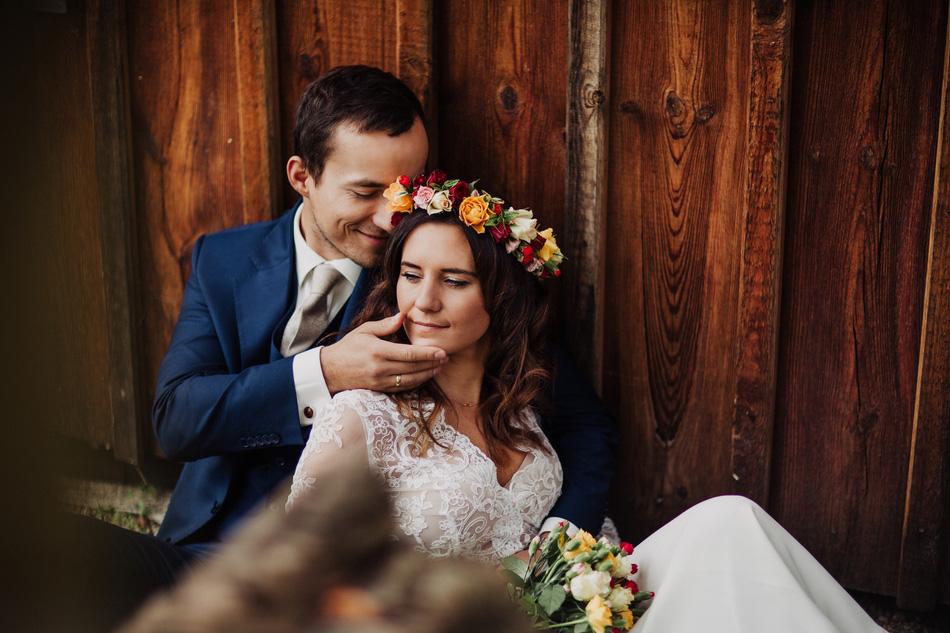 Dominika & Radek - plener ślubny