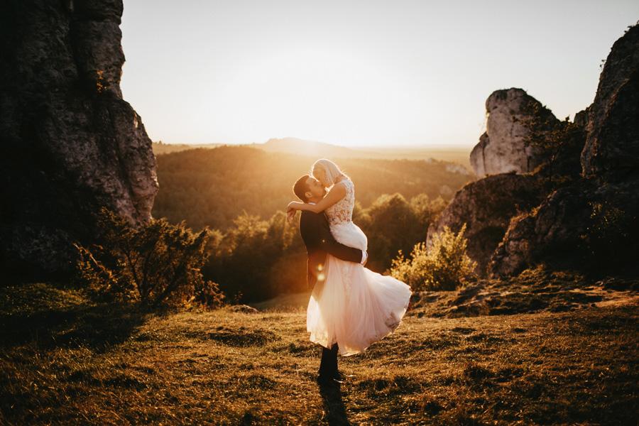 Aleksandra & Roman - plener ślubny