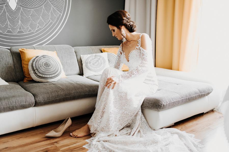 przygotowania ślubne zdjęcia fotograf ślubny